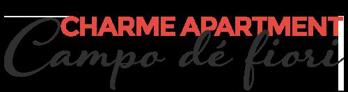 Logo Charme Apartment Campo de' Fiori